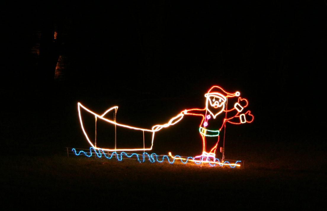 Indiana pulaski county francesville - Pulaski Christmas Lights